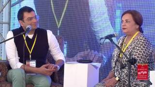 KLF-2014: In Conversation with Navid Shahzad (9.2.2014)
