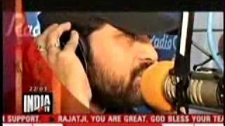 Himesh Reshammiya At Aap Ki Adalat (Part 1)