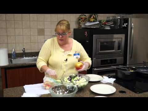 Recipe: Apple Cabbage Salad