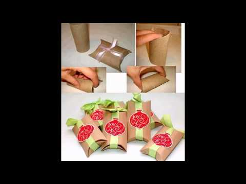 Easy DIY  crafts with paper