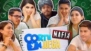 Mafia Ep. 2 - Ni en la escuela estás a salvo | Corte y Juega