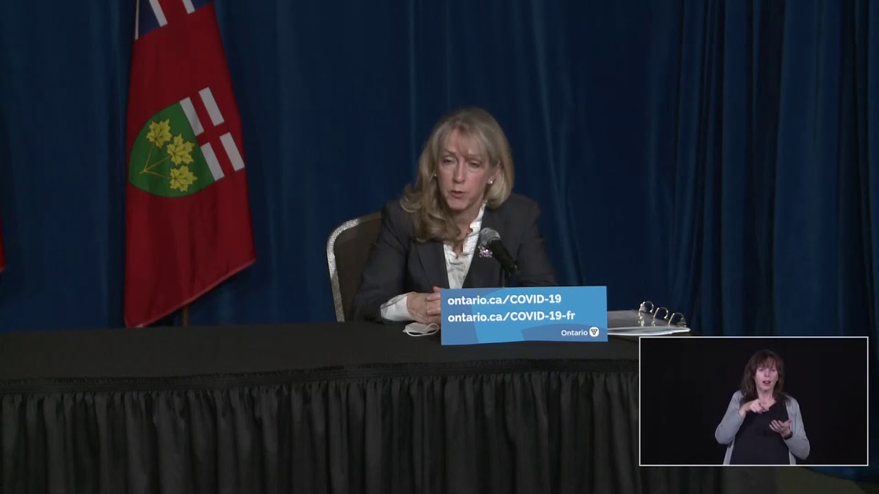 Premier Ford provides an update at Queen's Park | Feb 24