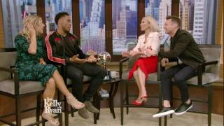rashad jennings on dancing with the stars win and whats next