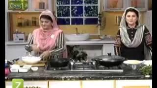 Seekh Kabab Qeema Karahi And Meetha Dahi Boondi by Chef Samina
