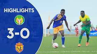 HIGHLIGHTS BUL FC 3 0 KCCA FC
