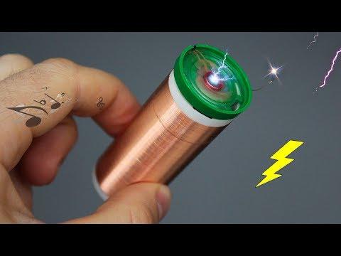 How to make a Plasma Coil