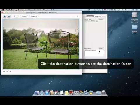 Mac Batch Photo Converter - batch convert different photo formats
