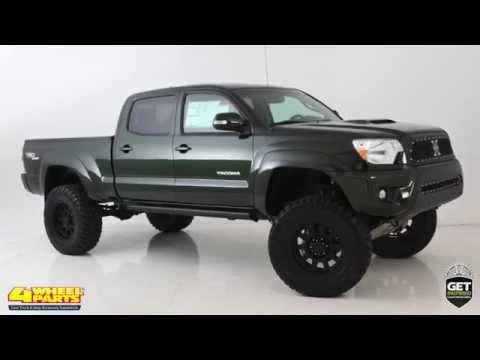 2014 Toyota Tacoma Parts by 4 Wheel Parts