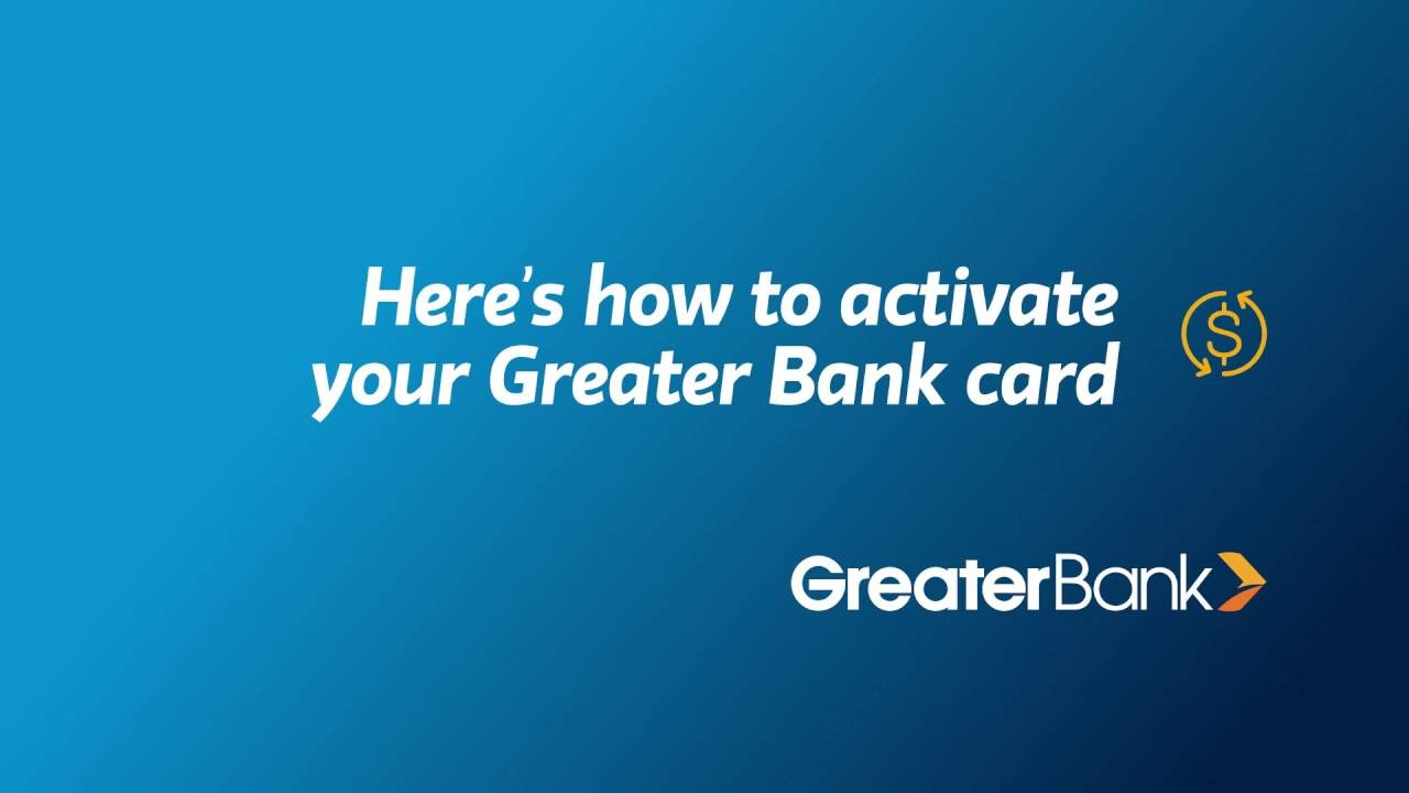 Download How to Activate Your Greater Bank Card MP3 Gratis