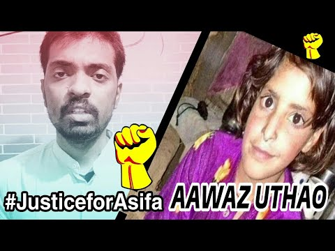 #JusticeForAsifa : 8 year old girl raped and killed • Awaaz Uthao • V Talk