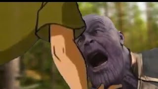 Shaggy Vs Thanos Meme Videos 9tube Tv