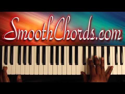 He's All Over Me (Bb) - Georgia Mass Choir - Piano Tutorial