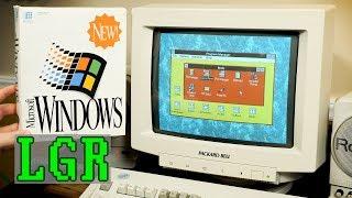 LGR 486 Update! Installing & Enjoying Windows 3.1