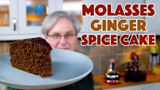 Download Molasses Spice Ginger Cake Recipe    Glen & Friends Cooking Video