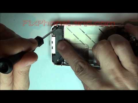 iPhone 4 CDMA Verizon Screen Replacement (Long Version)