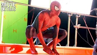 Download Go Behind the Scenes of The Amazing Spider-Man 2 (2014) Video