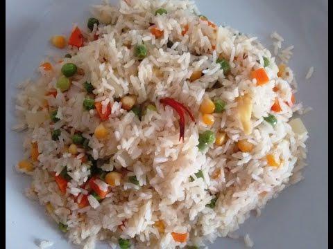 Vegetable Pulao recipe in malayalam | വെജിറ്റബിള് പുലാവ്