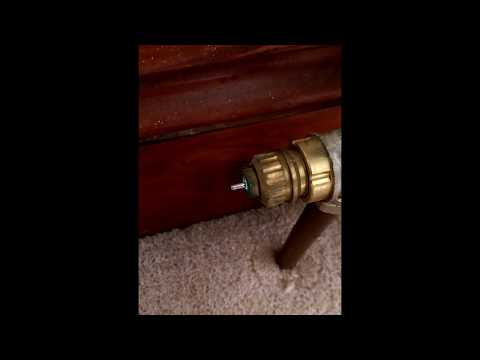 How to fix a stuck radiator valve in 30 seconds