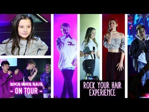 ROCK YOUR HAIR EXPERIENCE - ATLANTA CONCERT