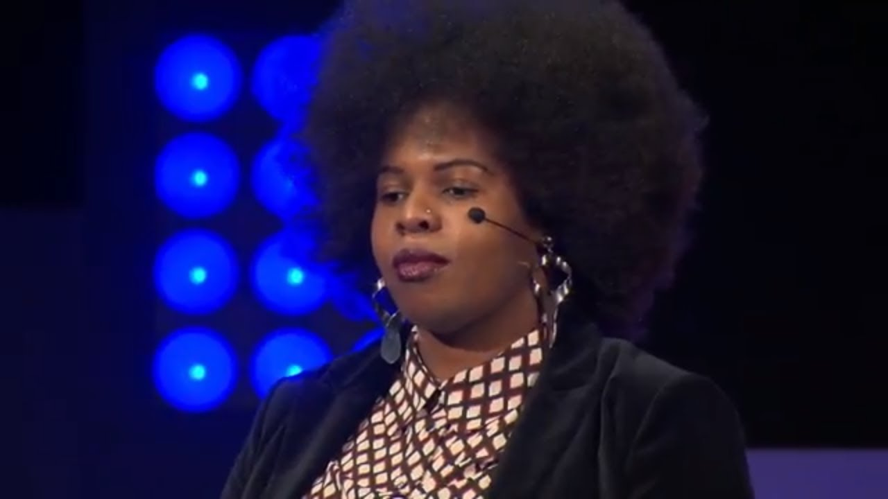 No. You Cannot Touch My Hair! | Mena Fombo | TEDxBristol