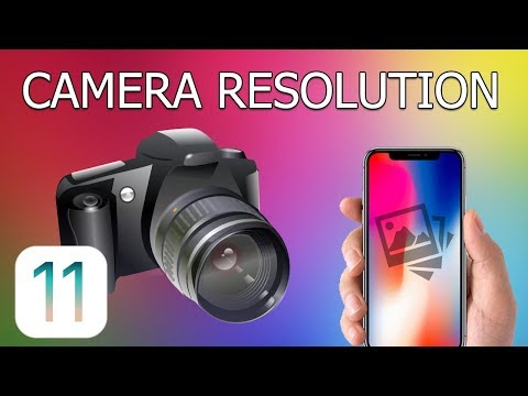 How to Change iPhone and iPad Camera Resolution (iOS 11)