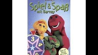 Barney - Spiel und Spaß mit Barney (Barney's Fun and Games [German])
