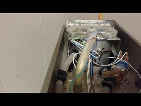 Bunn Coffee pot hot water repair.