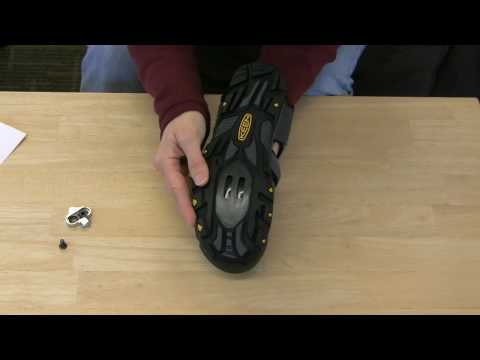How To Install SPD Cleats