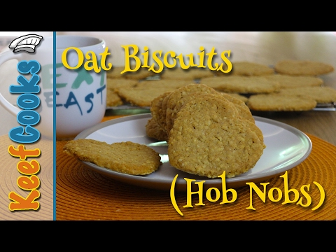 Oat Biscuits not Hobnobs
