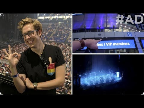 Seeing Alt J at The O2 as VIP!
