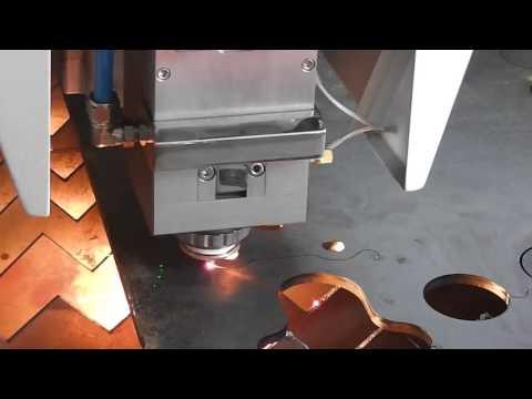 1000w IPG cutting 8mm carbon steel fiber laser cutting machine