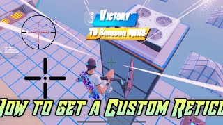 how to get a custom fortnite crosshair Videos - 9tube tv