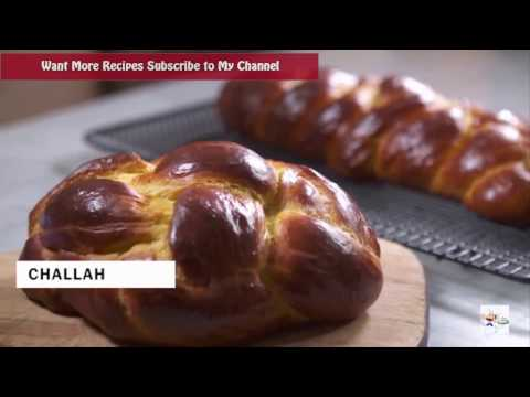 How to Cook Olive Oil Challah | Cooking | Baking Recipes