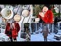 #65VLOGAS. Daug sniego ir dovanų pakavimas