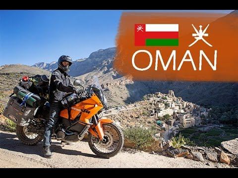 Traveling Oman on a KTM 990 Motorcycle - A Cultural Expedition into the Middle East