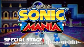 "Sonic Mania OST -  Special Stage (""Dimension Heist"")"