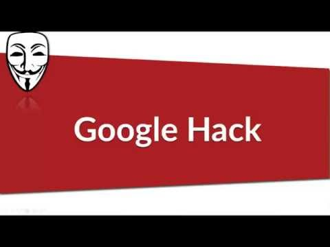 USING GOOGLE TO HACK FOR FREE ONLINE