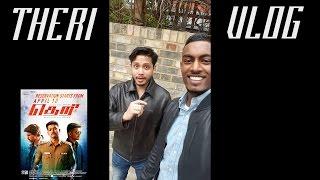 Theri Vlog | Vijay | Stageflix