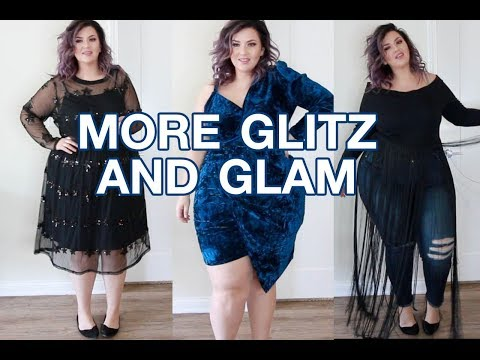 PLUS SIZE FASHION TRY ON HAUL | being SO extra with Simply Be | Sometimes Glam