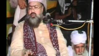 Syed Irfan Shah On Hanif Qureshi against Hazrat AMEER MUAWIYA R.A