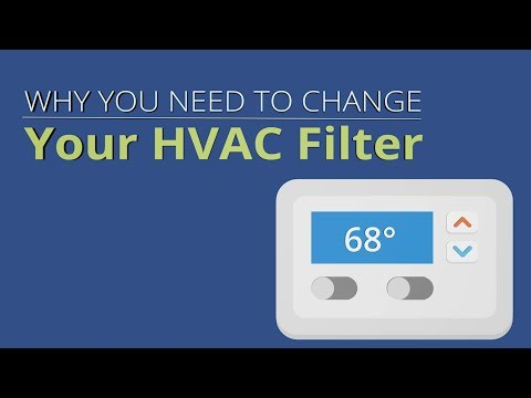 Clogged Air Filter? Low Airflow? Why You Need to Change Your HVAC Filter