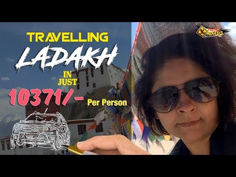 Budget for Leh ladakh | How Much Money You Need For Ladakh Road Trip in Duster Car | 2017
