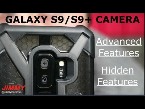 Galaxy S9/S9+ CAMERA - 10 Advanced & Hidden Features