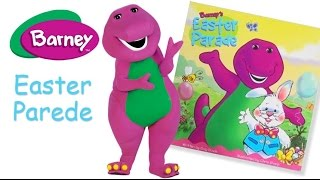BedTime Story: Barney's Easter Parede