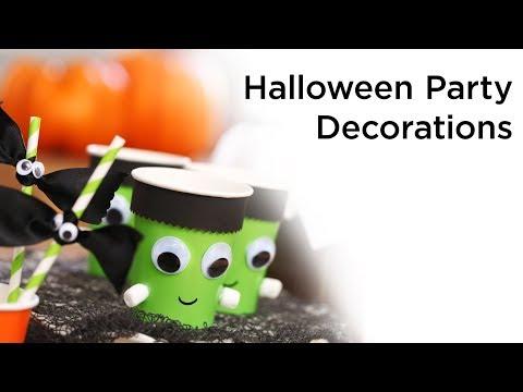 4 Easy and Creepy Halloween Decorations