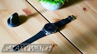Samsung Galaxy Watch Review: The Watch That Tries To Do It All