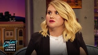 Jillian Bell Recently Smoked Weed for the First Time