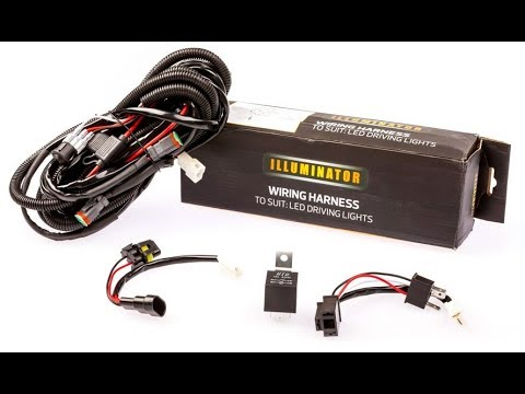 Prime How To Install Led Light Bar Wiring Harness Wiring Cloud Oideiuggs Outletorg