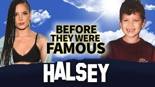 HALSEY   Before They Were Famous   UPDATED