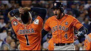 Houston Astros | 2017 Home Runs (265) | Including Postseason ᴴᴰ